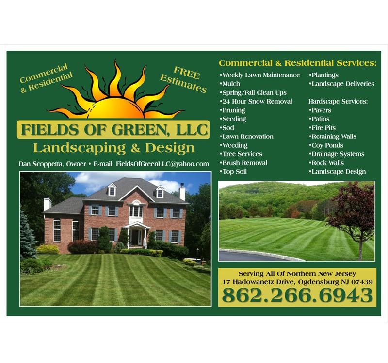 fieldsofgreen postcard