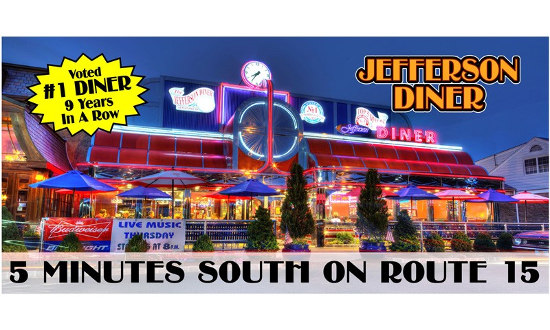 jefferson diner billboard